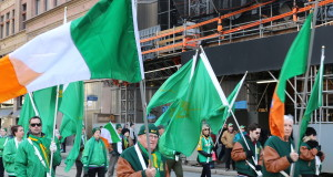 St. Patrick's Day 2017_Parade in Toronto.mosaicedition:ea