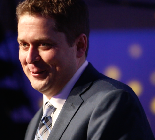 Andrew Scheer leader of the Conservative Party of Canada. mosaicedition.ca-ea