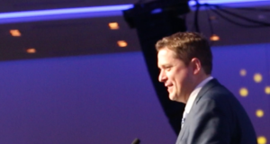 Andrew Scheer - Leader of Coservative Party - file photo mosaicedition.ca-ea