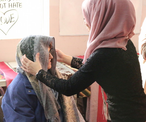 St. Catharines World Hijab Day .