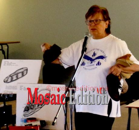 The Moccasin Initiative is aimed at making inhabitants of Ontario province know whose indigenous community land they are occupying. mosaicedition_ea