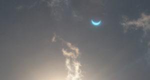 Eclipse in St Catharines Canada 2017 - mosaicedition-ea