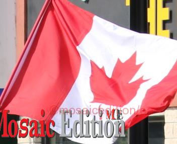 Canadian Flag - mosaicedition.ca-ea