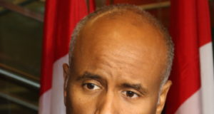 Ahmed Hussen, Minister of Immigration, Refugees and Citizenship