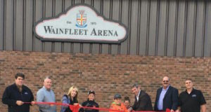 The Wainfleet Arena has officially reopened