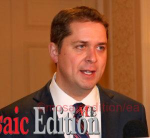 Andrew Scheer - Leader of the Opposition - mosaicedition.ca-ea