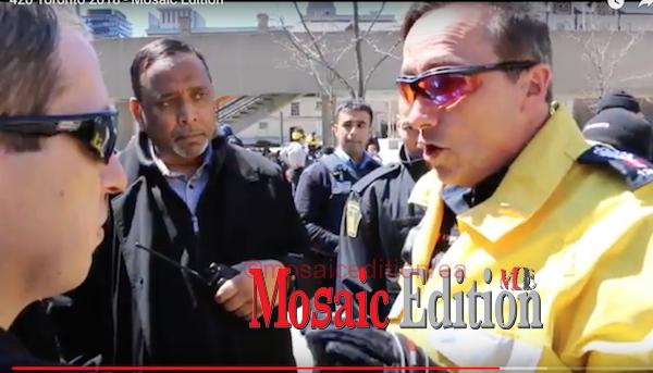 420 Toronto Police wants to shut down the music - moaicedition.ca