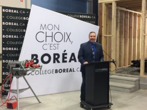 Boréal launches its Plumbing Technician program in Sudbury - photo supplied