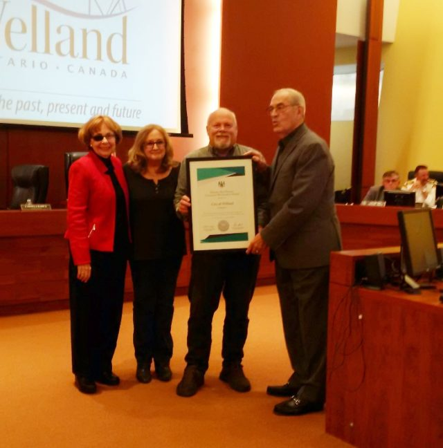 WELLAND HONOURED WITH ONTARIO AGE-FRIENDLY AWARD