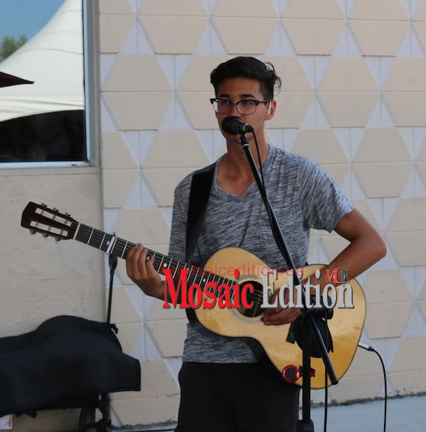 Cameron Lee, 17, Canal Days Maritime Heritage Festival Port Colborne 2018 - mosaicedition.ca-ea