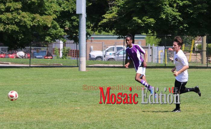 Friendly Soccer Match - Port of Spain plays St. Catharines - mosaicedition.ca-ea
