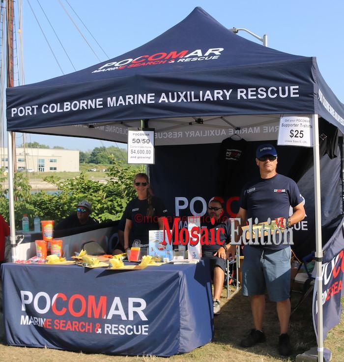 POCOMAR - Canal Days Maritime Heritage Festival Port Colborne 2018 - mosaicedition.ca-ea