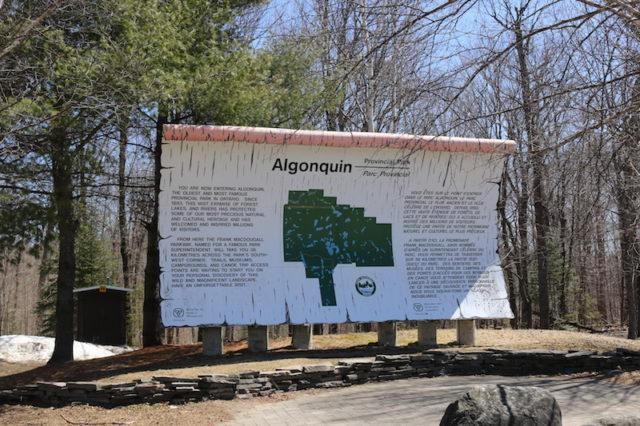 A place to visit – Canada – Algonquin Park - mosaicedition.ca-ea