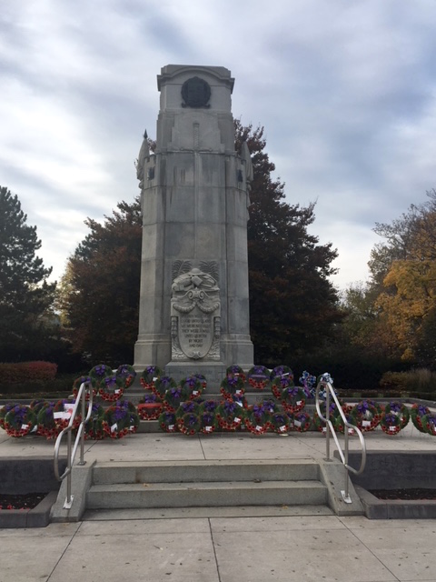 Remembrance Day 2018 - St. Catharines - mosaicedition.ca-ea