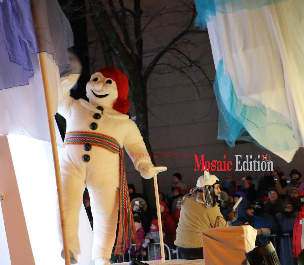 Carnaval de Québec 2019 - Bonhomme 2019 - mosaicedition.ca/ea