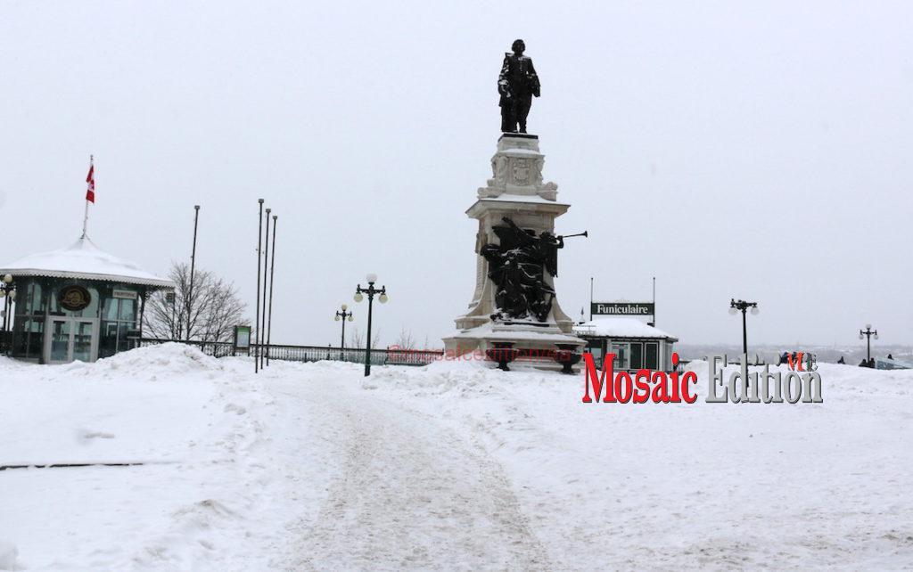 L'hiver à Québec 2019 – vieux–Québec - mosaicedition.ca