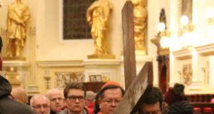 Marche œcuménique avec La Croix – Basilique-cathédral Notre-Dame De Québec