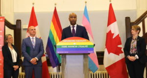 Canada announces new initiative to support LGBTQ2 refugees - mosaicedition.ca-ea