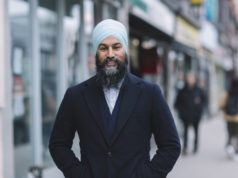 NDP Leader Jagmeet Singh - NDP official photo