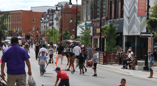 Open Streets St. Catharines 2019