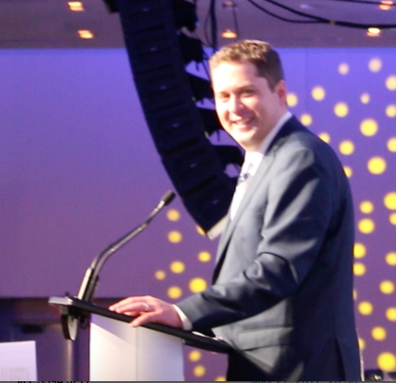 Leader of Conservative Party of Canada Andrew Scheer