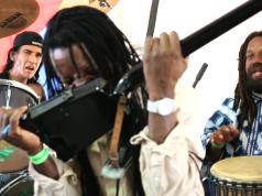 Carassauga 2017 Festival of Cultures_Jamaica Pavilion_Reggae Band-mosaicedition_ea