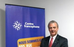 René C Viau - Vice Chair Board Of Directors Centre francophone de Toronto -