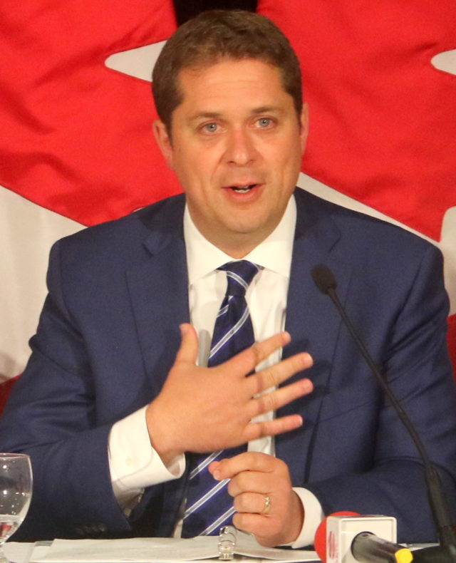 Leader of the Conservative Party of Canada Andrew Scheer-mosaicedition.ca-ea