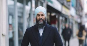 NDP Leader Jagmeet Singh - NDP official photo